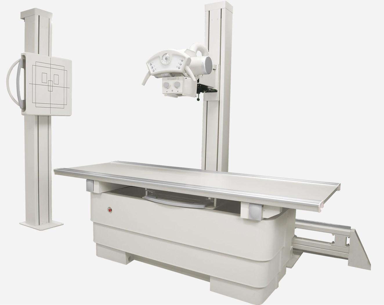 Цифровая рентгенографическая система Jumong F