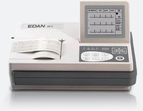 Портативный цифровой трехканальный ЭКГ Smart SE-3