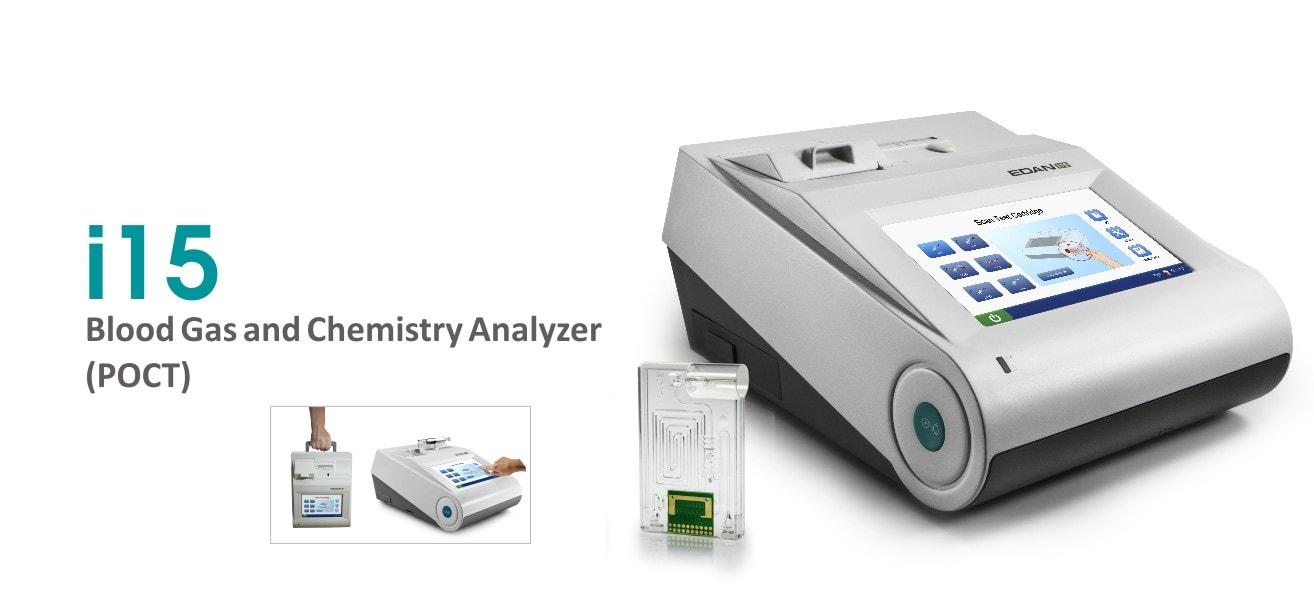 Gas Analyzer and Biochemical Express Device
