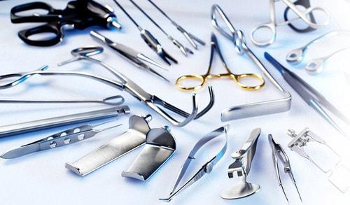 Хирургический поликлинический набор